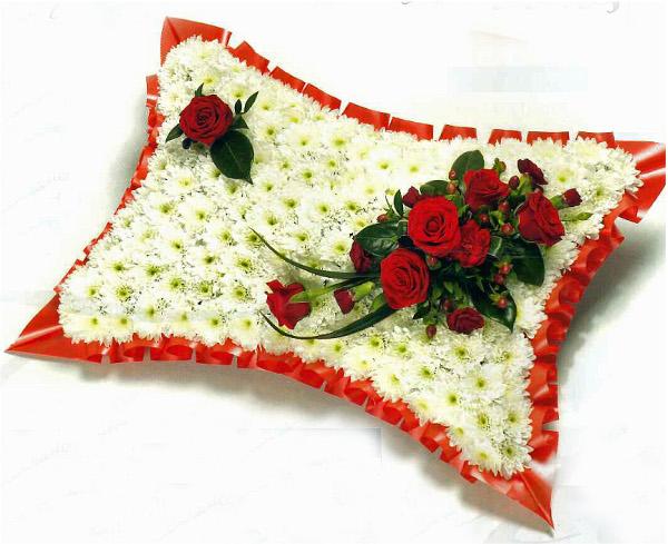 Rectangular pillow based