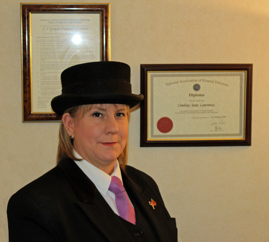 CV Gower Funeral Directors Winscombe